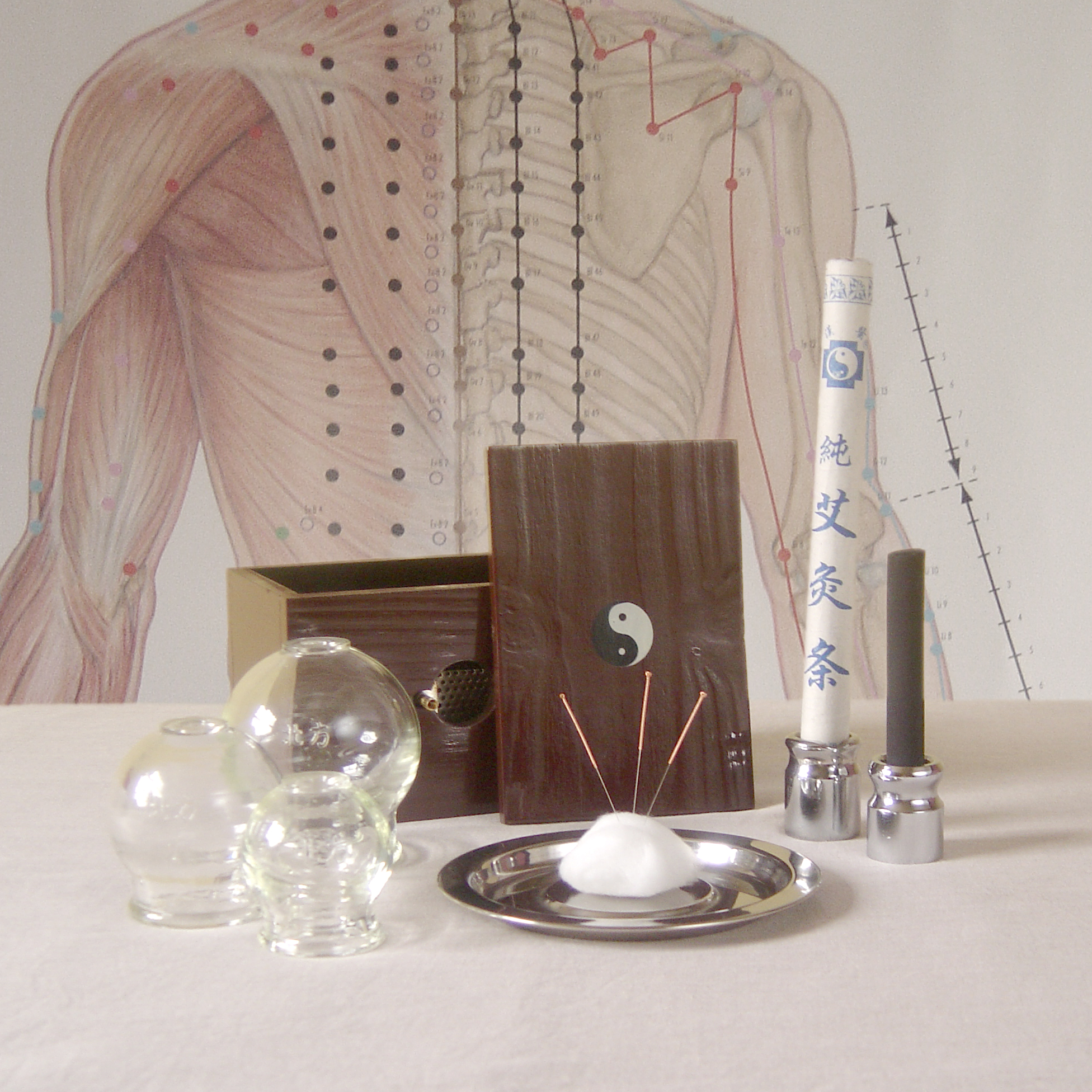 Still life - is acupuncture safe